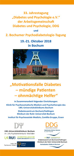 Motivationsfalle Diabetes – mündige Patienten – ohnmächtige Helfer