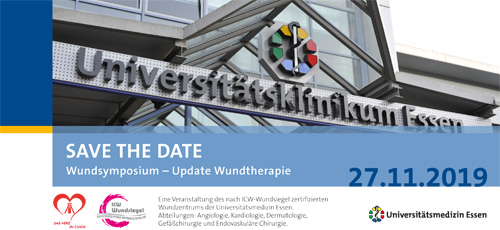 Wundsymposium – Update Wundtherapie